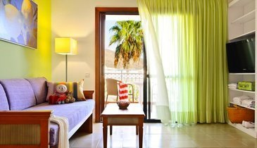 Familien-Appartements Coral Compostela Beach Hotel