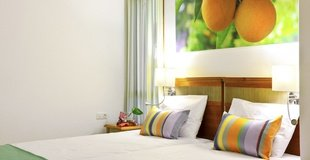 Apartment a1 mit poolblick Coral Compostela Beach Hotel