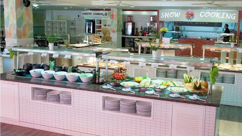 BUFFET-RESTAURANT Coral Compostela Beach Hotel