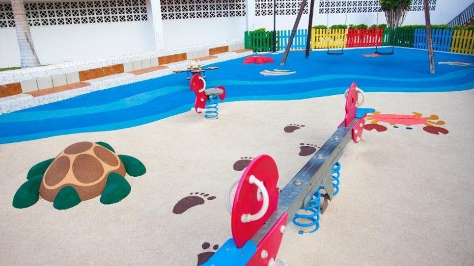 KINDERSPIELPLATZ IM FREIEN Coral Compostela Beach Hotel